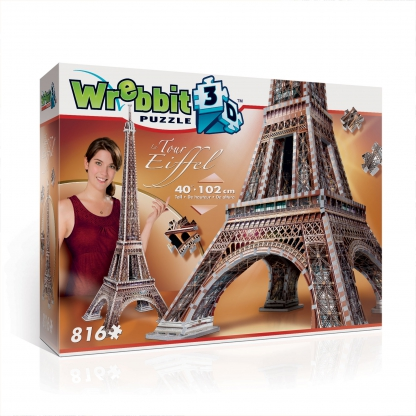 Puzzle, 3D Puzzle, Jigsaw, 3D Jigsaw, Classics