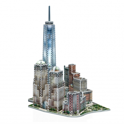 Puzzle, 3D Puzzle, Jigsaw, 3D Jigsaw, New York