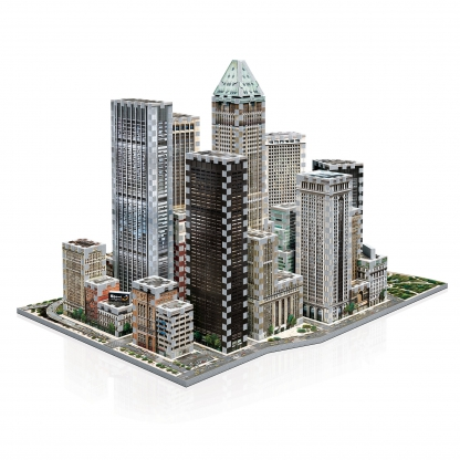 Puzzle, 3D Puzzle, Jigsaw, 3D Jigsaw, New York