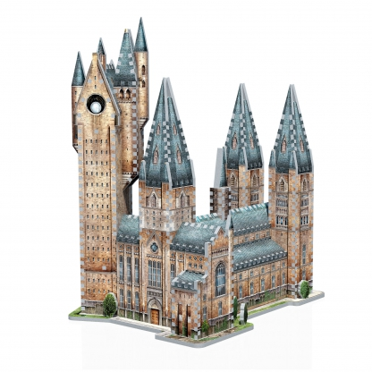Puzzle, Puzzle 3D, Casse-tête, Casse-tête 3D, Harry Potter, Château, École de magie