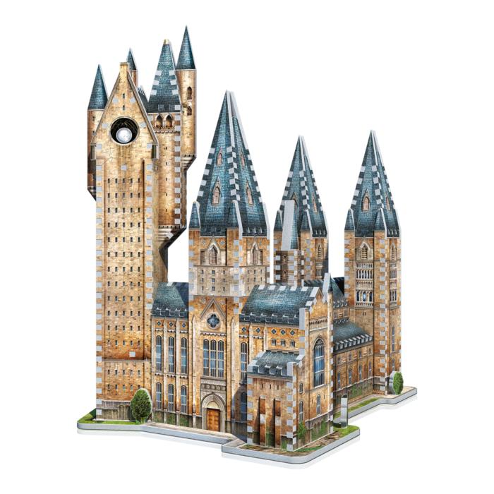 Puzzle, 3D Puzzle, Casse-tête, Case-tête 3D, Harry Potter, Poudlard