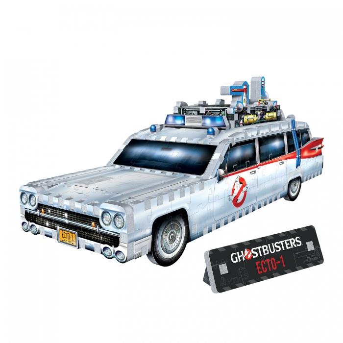 Ghostbusters | Ecto-1 | Wrebbit 3D Puzzle | Main