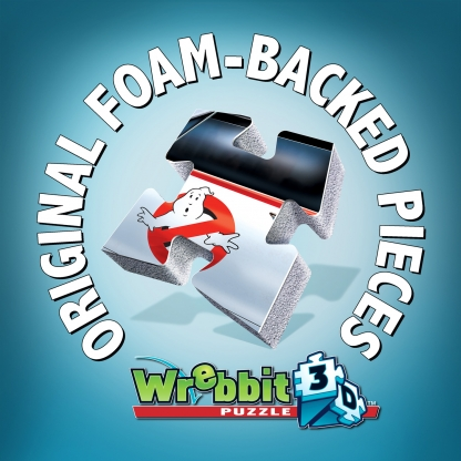 Original Foam-Backed Pieces